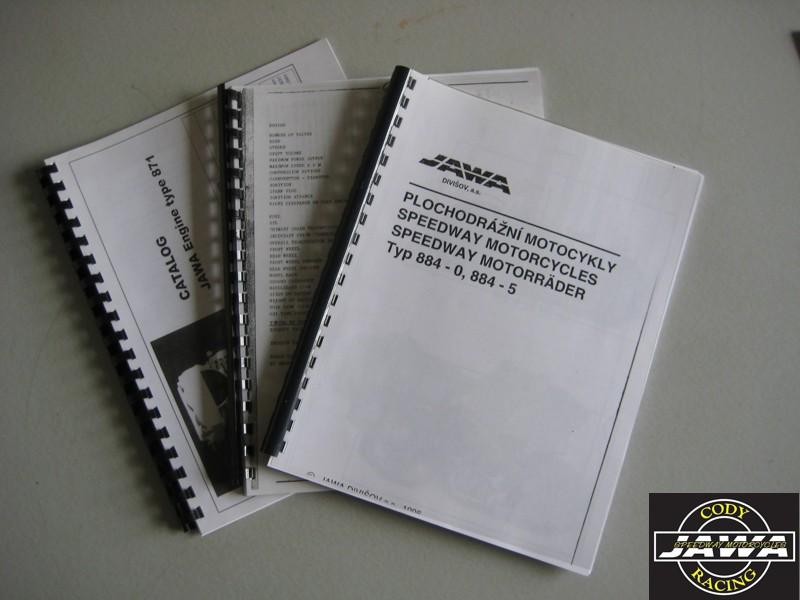 Jawa 894 manual