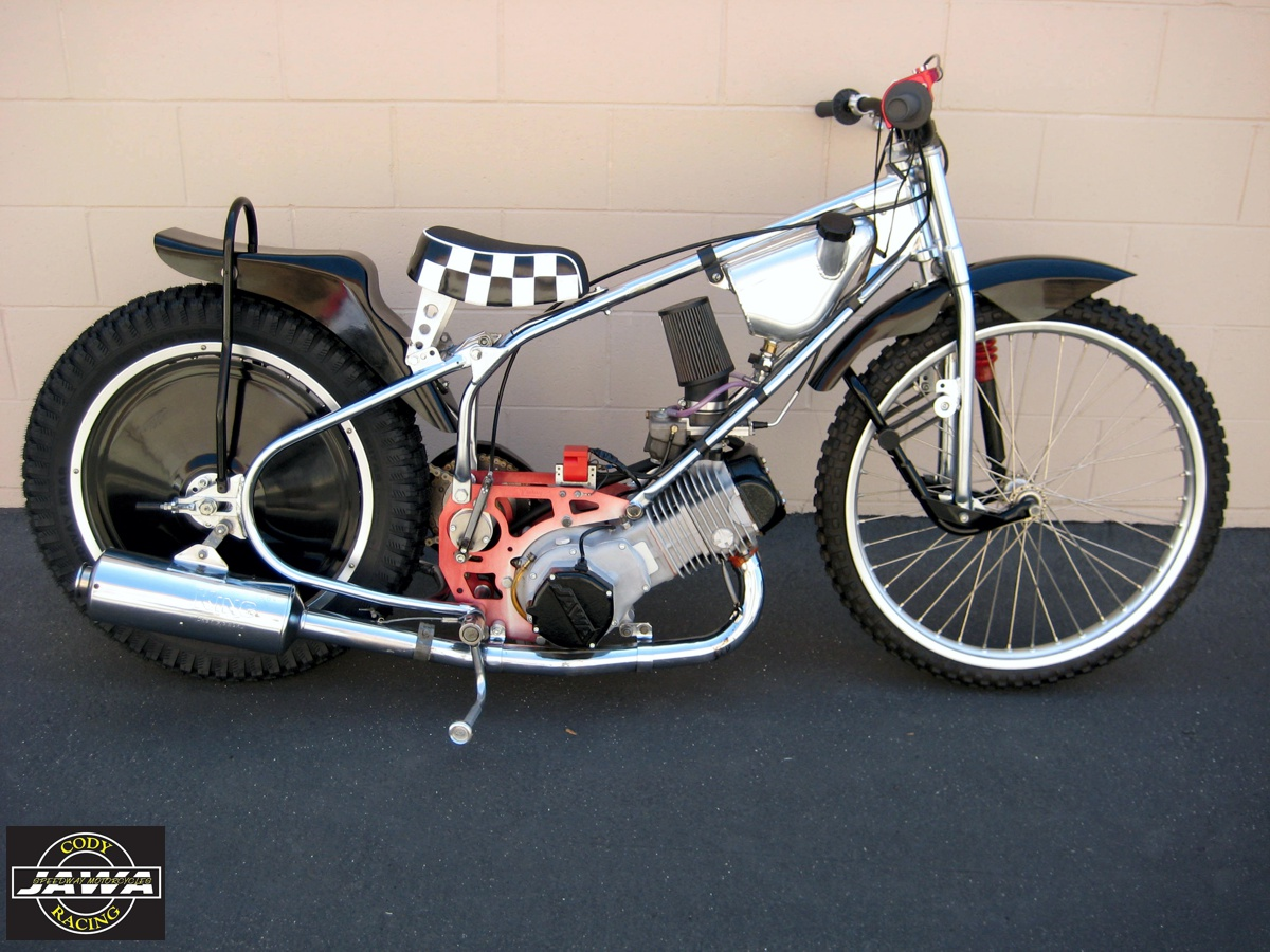 Cody Racing Products - North American Distributor for JAWA