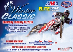Perris Winter Series