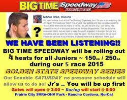Big Time Speedway