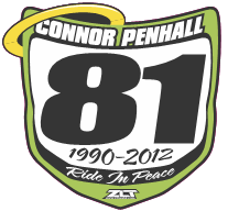 Connor Penhall Memorial