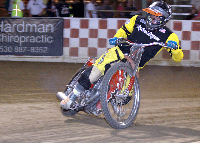 Speedway Motorcycle Racing Bikes: 2012 Fast Fridays Speedway Race Results- USA Speedway