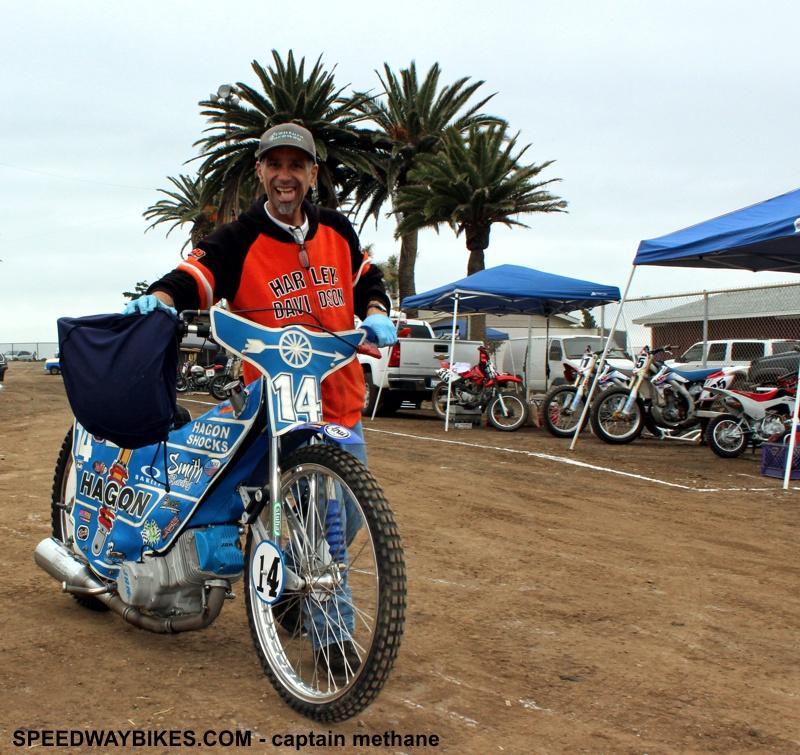 Chris Ackerman Motocross