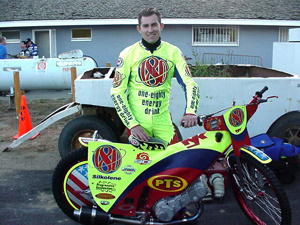 Josh Larsen - 2001 Costa Mesa Season Points Champion