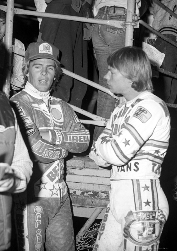 Mike Bast - National Champion Speedway Rider