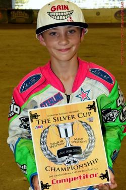 Sterling Martin California Youth Rider Speedwaybikes Com
