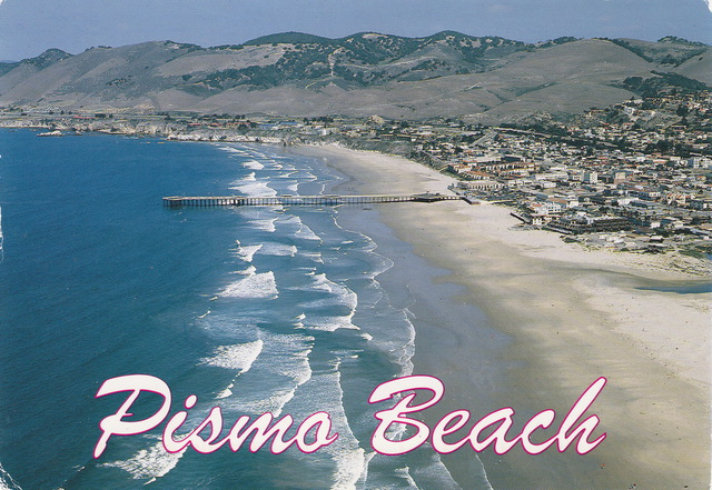 Pismo Beach Ca Weather Forcast