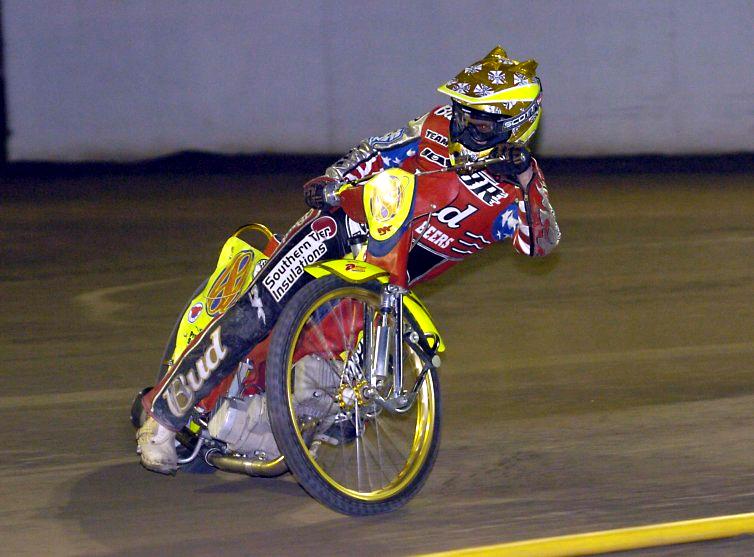 Bob Howard Honda >> Champion Speedway, Owego, New York - USA Speedway Motorcycle Racing