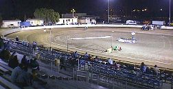 Fairgrounds Raceway turns 3 and 4
