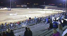 Fairgrounds Raceway turns 1 and 2